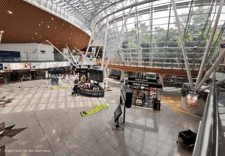 KL International Airport