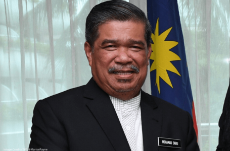 SPRM menangkap bekas pembantu Mat Sabu