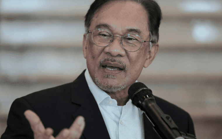 Presiden PKR, Datuk Seri Anwar Ibrahim