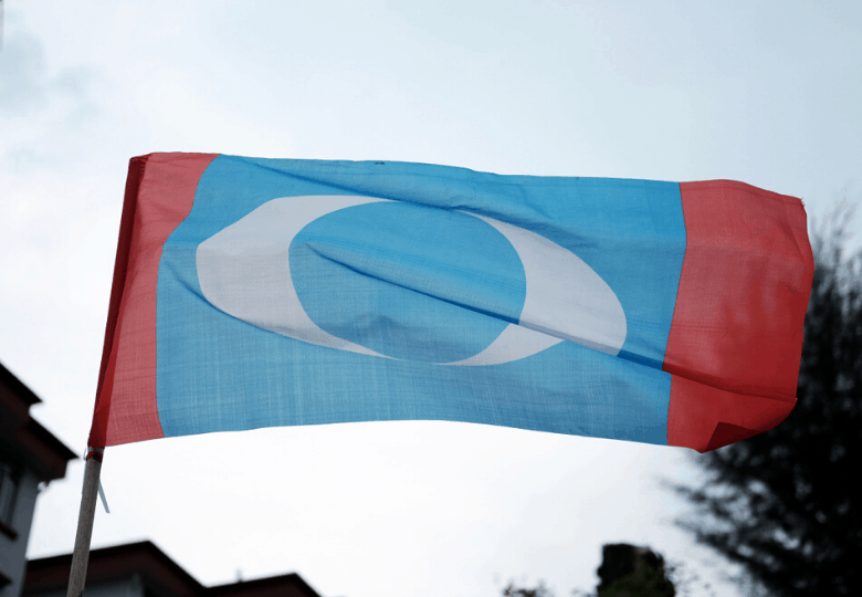 PKR Party Flag