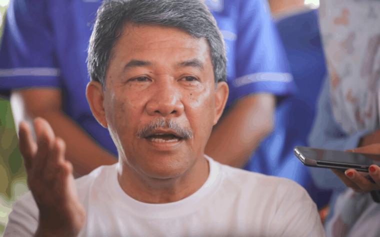 Timbalan Presiden Umno Mohamad Hasan