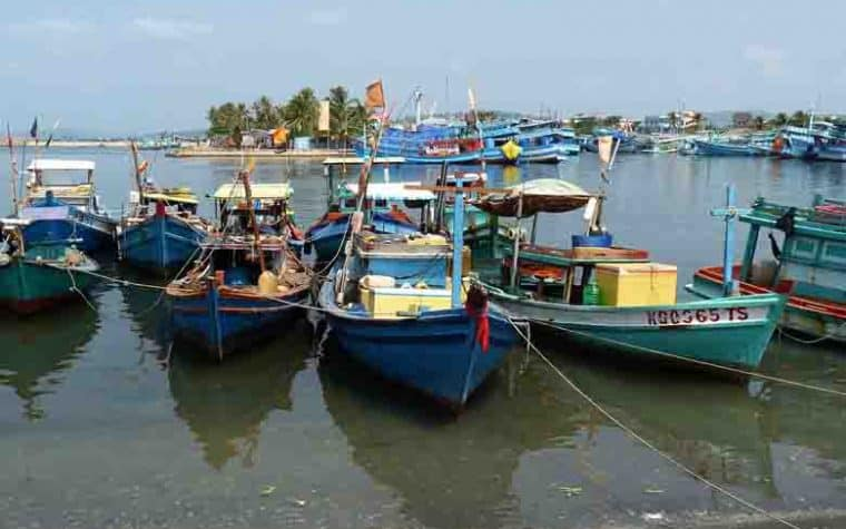 Nelayan Vietnam