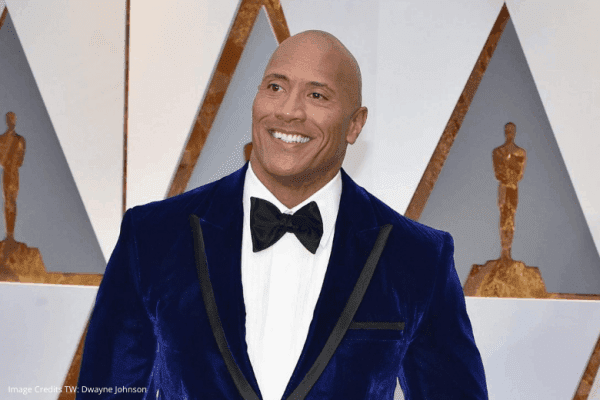 """Dwayne """"The Rock"""" Johnson top paid actor"""
