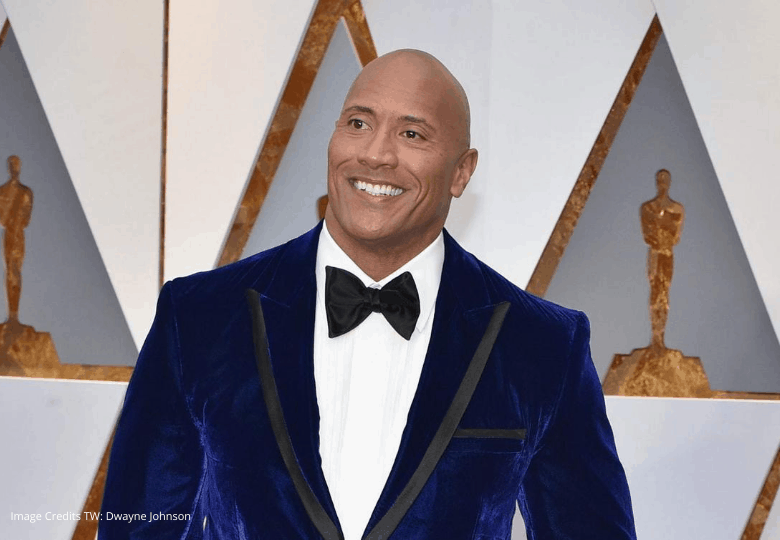 "Dwayne ""The Rock"" Johnson top paid actor"