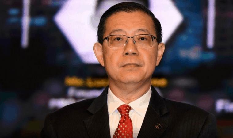 Bekas menteri kewangan Lim Guan Eng