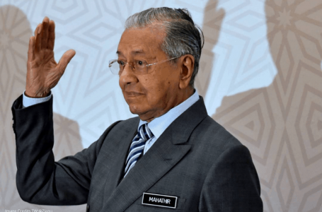 """Dr.Mahathir's Malay party announced new """"independence"""", claimed that the United deviated from its original struggle"""