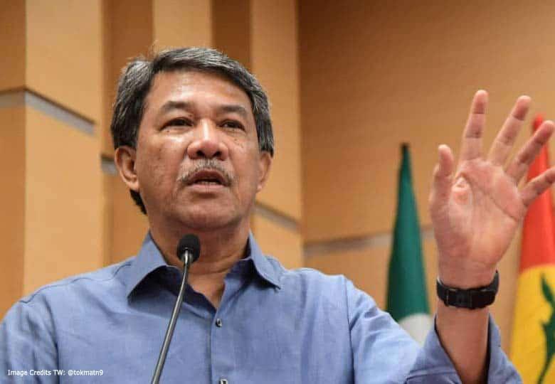Timbalan Presiden Umno Datuk Seri Mohamad Hasan