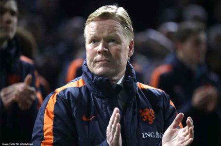 Laporan: Koeman sebagai jurulatih baru untuk Barcelona