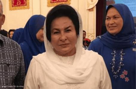 Perbicaraan rasuah Rosmah dihentikan setelah peguam bela mengatakan melukai diri sendiri di rumah