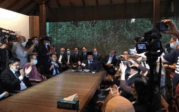Musa meet with governor of Sabah