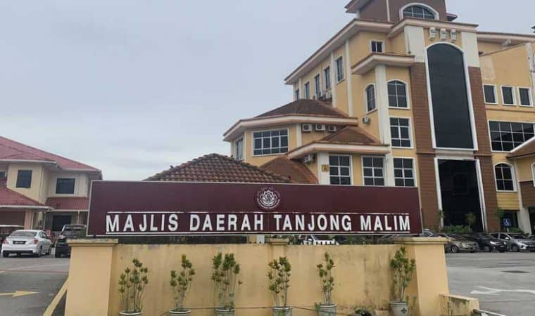 proses penamaan calon di Dewan Sri Tanjung