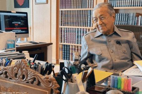 Dr Mahathir mengatakan parti baru tidak akan terikat dengan Pakatan atau Perikatan