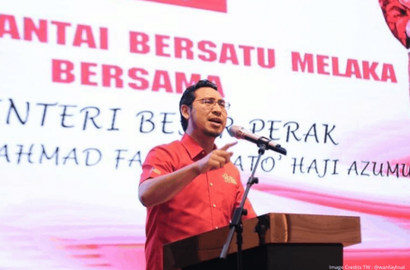 Bersatu popular, besar di Sabah, kata Wan Fayhsal kepada UMNO