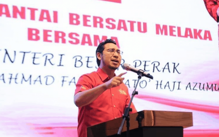 Senator Wan Ahmad Fayhsal