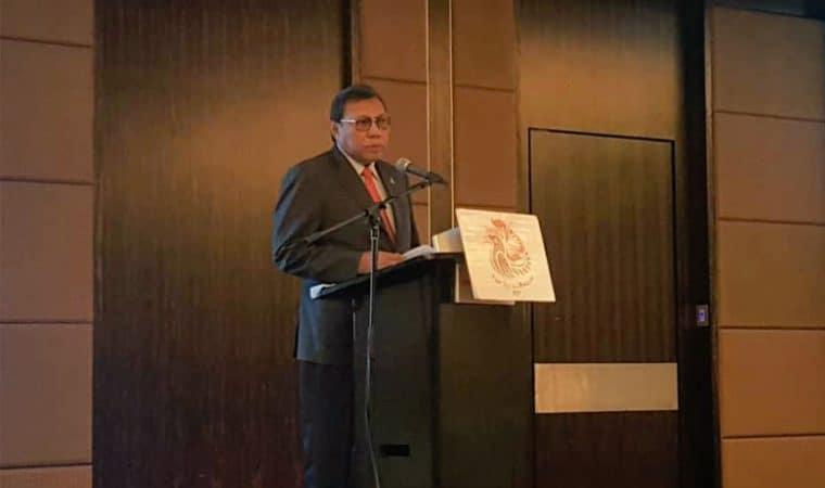 pengerusi Bersatu Selangor, Datuk Abdul Rashid Asari