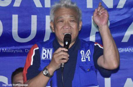 Bung Moktar: Gabungan Rakyat Sabah menjanjikan 'blueprint' untuk meningkatkan pembangunan Sabah jika terpilih