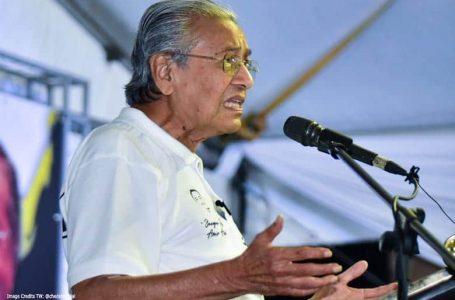 Dr Mahathir mengatakan Pejuang menginginkan kemenangan di 36 kerusi untuk PR15