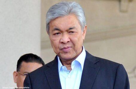 Perikatan, BN, PBS telah bersetuju untuk mengelakkan pentempuran sesama sendiri dalam pilihan raya Sabah – Zahid