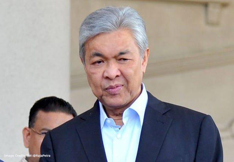 Datuk Seri Ahmad Zahid Hamidi