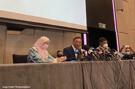 Anwar mengatakan Muhyiddin dialu-alukan untuk menyertai kerajaannya, tidak ada masalah dengan presiden Bersatu