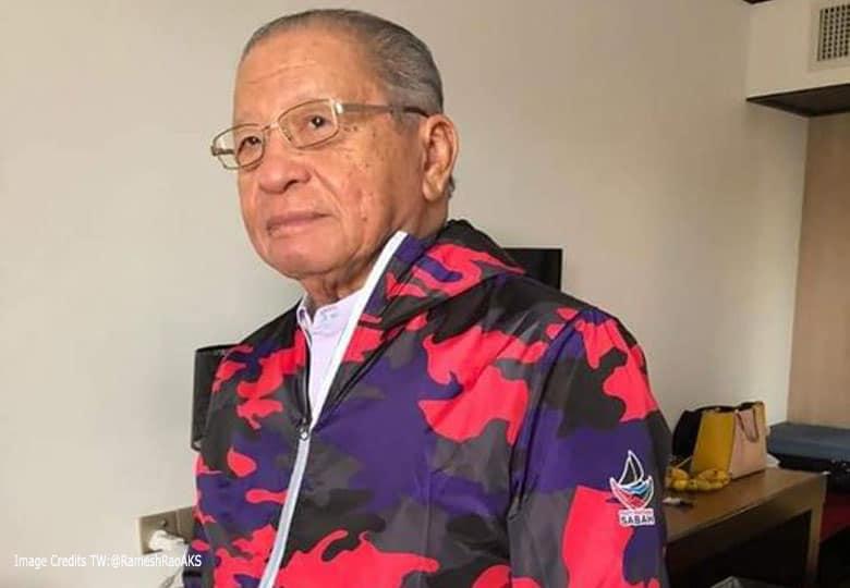 Ahli parlimen veteran Lim Kit Siang
