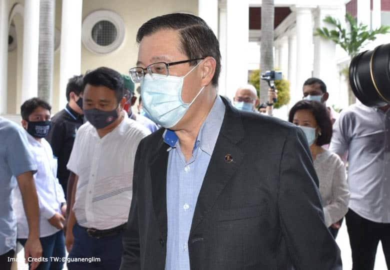 Setiausaha Agung DAP, Lim Guan Eng