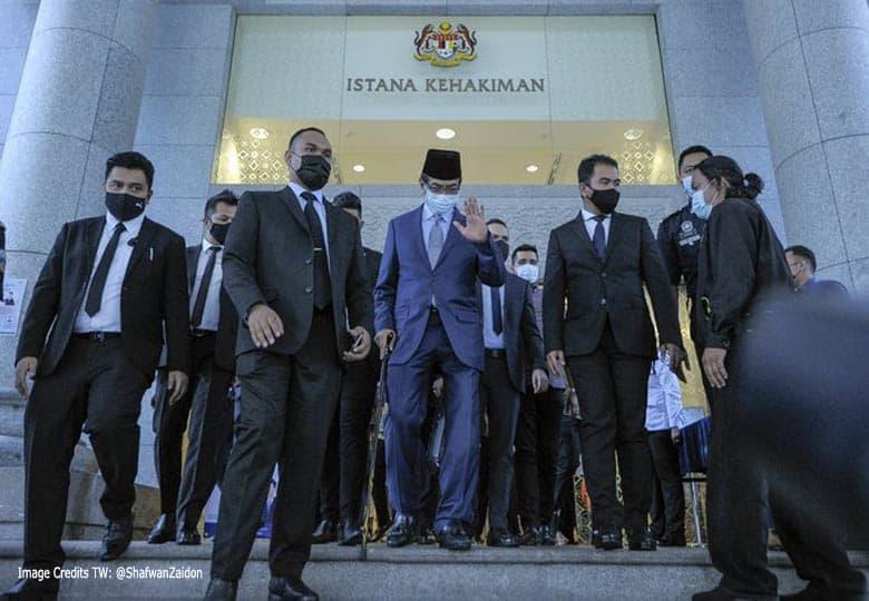 Bekas Ketua Menteri Sabah Tan Sri Musa Aman