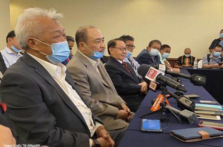 Hajiji Noor Akan menjadi Ketua Menteri Baru Sabah