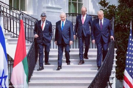 Sebuah peristiwa yang bersejarah berlaku di antara Emiriah Arab Bersatu dan Israel