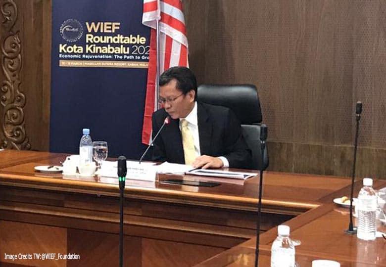 Presiden Parti Warisan Sabah (Warisan) Datuk Seri Shafie Apdal