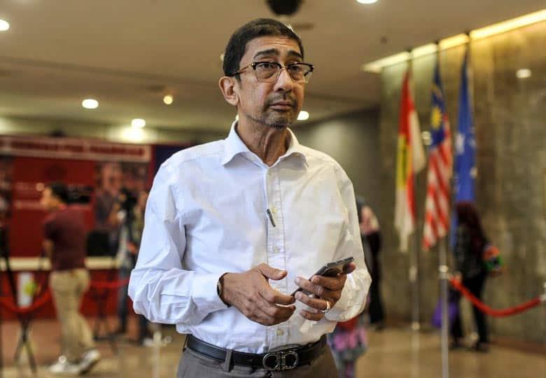 Timbalan Menteri Komunikasi dan Multimedia, Datuk Zahidi Zainul Abidin