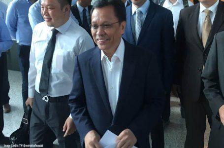 Shafie menolak komen mengenai tuntutan Anwar di Putrajaya, yang memfokuskan pada memenangi pilihan raya Sabah