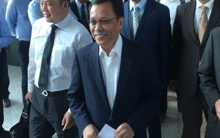 Presiden Parti Warisan Sabah, Datuk Seri Shafie Apdal