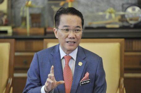 Bekas menteri dan Ahli Parlimen Batu Sapi VK Liew meninggal dunia