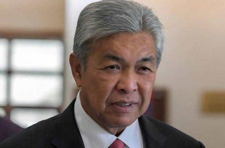 "Tok Mat : ""Step Up"" Zahid demi UMNO"