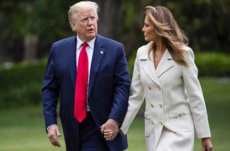 Presiden AS Donald Trump & Isterinya Diuji Positif Untuk Covid-19