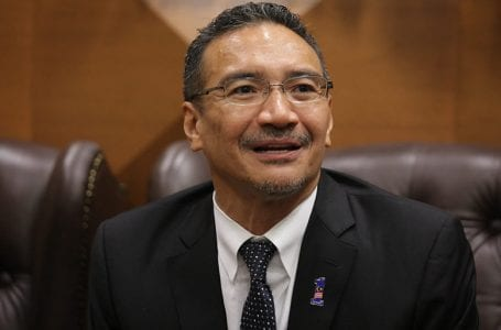 Hishammuddin di lantik Treasurer General BN yang baru