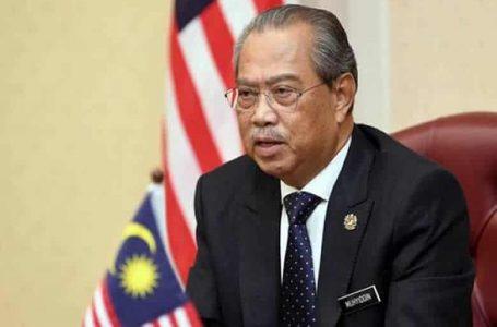 PM Muhyiddin akan menyampaikan alamat khas Covid-19