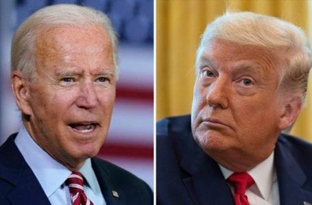 Trump dan Biden masing-masing mengumumkan kemenangan
