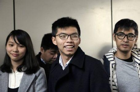 Aktivis Hong Kong Joshua Wong ditahan kerana perhimpunan haram