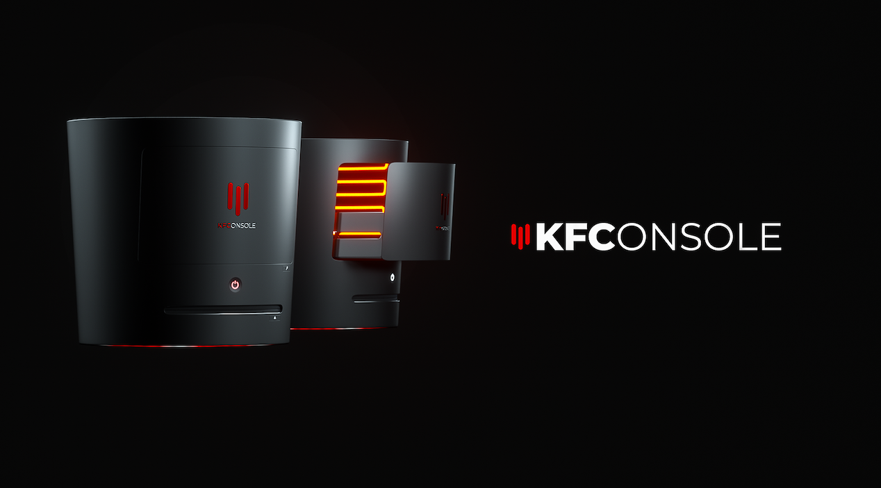 KFC berhasrat untuk melepaskan konsol permainan generasi akan datang