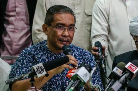PAS mengatakan tidak terlibat dalam membentuk kerajaan Perak yang baru
