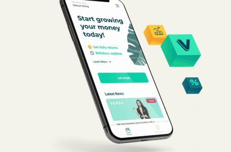 Dilesenkan oleh Suruhanjaya Sekuriti, aplikasi baru Versa dilancarkan