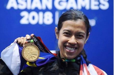 Nicol David dari Malaysia semakin hampir untuk memenangi Atlet Terbesar Sepanjang Masa Sukan Dunia