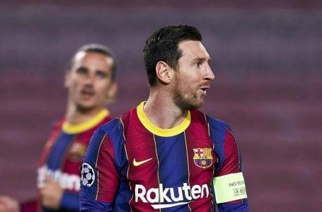 Beri penghormatan yang sewajarnya kepada Messi, kata Koeman