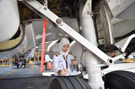 Malaysia Airlines berjanji untuk mewujudkan lebih banyak peluang untuk kakitangan wanita menjelang 2025