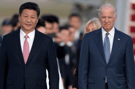 Biden menangani 'kebimbangan asas' dalam perbincangan pertama dengan Xi