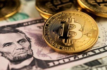 Bitcoin mencecah had pasaran AS $ 1t
