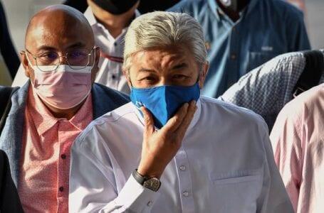 Zahid menafikan Umno dan PKR membentuk pakatan pilihan raya