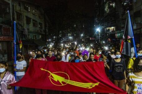 Myanmar mengisytiharkan martial law di Yangon